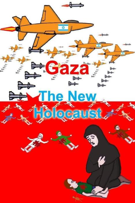 The New Holocaust in Gaza